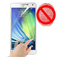 Защитная плёнка для экрана для Samsung Galaxy A3 PET Защитная пленка для экрана Матовое стекло