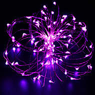 10m 100 οδήγησε χάλκινο σύρμα οδήγησε ελαφρύ μετασχηματιστή μετασχηματιστή αστέρα φωτός (ukuseuau βύσμα) φως φεστιβάλ
