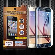 защитный HD-экран протектор для Samsung Galaxy S6 (10 шт)