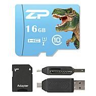 ZP 16GB MicroSD Class 10 80 Other Višestruki u jednom čitač kartica čitač Micro SD kartice SD čitač kartica ZP-1 USB 2.0