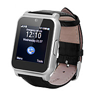 cheap -Smartwatch for iOS / Android Heart Rate Monitor / GPS / Hands-Free Calls / Water Resistant / Water Proof / Video Timer / Stopwatch / Activity Tracker / Sleep Tracker / Find My Device / 0.3 MP / 128MB