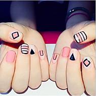 levne -nail art Klasické Vysoká kvalita Denní Design nehtů