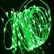 DC12V 16.5ft 50 LED-uri șir zână lumini de Crăciun de nunta Crăciun de partid decorare și putere