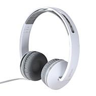中性生成物 GS-785 ヘッドホン(ヘッドバンド型)Forメディアプレーヤー/タブレット / 携帯電話 / コンピュータWithマイク付き / DJ / ボリュームコントロール / ゲーム / スポーツ / ノイズキャンセ / Hi-Fi / 監視