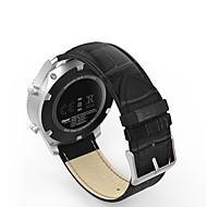 Недорогие Аксессуары для смарт-часов-Ремешок для часов для Gear S3 Frontier Gear S3 Classic Samsung Galaxy Спортивный ремешок Кожа Повязка на запястье