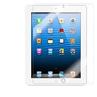 abordables Protectores de Pantalla para iPad-Protector de pantalla Apple para iPad 4/3/2 PET 1 pieza Protector de Pantalla Frontal Ultra Delgado