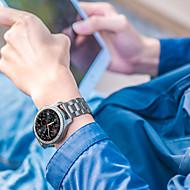 halpa Kellonrannekkeet Samsung-Watch Band varten Gear S3 Frontier Gear S3 Classic Samsung Galaxy Urheiluhihna Ruostumaton teräs Rannehihna