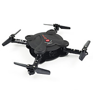 RC Drone FQ777 FQ777-17W 4-kanaals 6 AS 2.4G Met 0.3MP HD Camera RC quadcopter FPV LED-verlichting Headless-modus 360 Graden Fip Tijdens