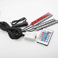お買い得  -SO.K 車載 電球 4 W SMD 5050 300 lm LED インテリアライト
