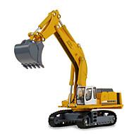 Spielzeugautos Spielzeuge Baustellenfahrzeuge Aushubmaschine Spielzeuge Einziehbar Aushebemaschinen Metal Klassisch & Zeitlos Schick &
