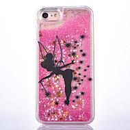 Назначение iPhone 8 iPhone 8 Plus iPhone 7 iPhone 6 Кейс для iPhone 5 Чехлы панели Движущаяся жидкость С узором Задняя крышка Кейс для