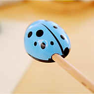 ペンシル ペン 手動シャープナー ペン,プラスチック バレル ランダム色 インク色 For 学用品 事務用品 のパック