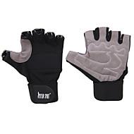 mancuerna entrenamiento de peso ejercicio de levantamiento de guantes de los deportes de fitness gym