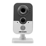 お買い得  -hikvision®ds-2cd2442f-iw 3mp irキューブipカメラ(動き検出10m IRポイWi-Fi Dwdr / 3D Dnr / Blc Pir