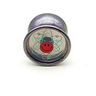 お買い得  おもちゃ & ホビーアクセサリー-ヨーヨー ボール プロフェッショナルレベル メタリック ステンレス鋼 女の子 ギフト
