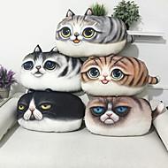 1kpl 3d-tulostus kissa kuvio tyyny sohva tyyny uusi tyyli heittää tyyny