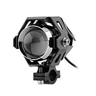 U5 12v lâmpada LED de alta facho de spot de luz dos faróis de nevoeiro para o caminhão do carro motocicleta com on e off botão interruptor