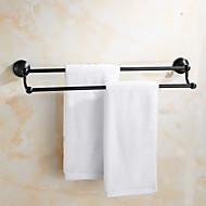 billige Badeværelsesartikler-Håndklædestang Antik Messing 壁挂