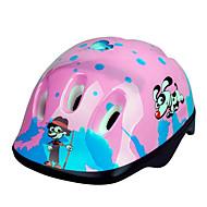 preiswerte -KUYOU Kinder Fahrradhelm ASTM Radsport 9 Öffnungen One Piece Sport Bergradfahren Straßenradfahren Freizeit-Radfahren Radsport Wandern