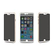 お買い得  iPhone用スクリーンプロテクター-スクリーンプロテクター Apple のために iPhone 6s Plus iPhone 6s / 6 iPhone 6 Plus PET 1枚 超薄型