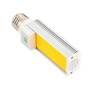 お買い得  LED スポットライト-YWXLIGHT® 600-700lm E26 / E27 LEDスポットライト 1 LEDビーズ COB 装飾用 温白色 クールホワイト 85-265V