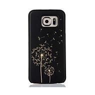 Mert Minta Case Hátlap Case Pitypang Kemény Bambusz mert Samsung S7 edge S7 S6 edge S6