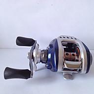 お買い得  釣り用アクセサリー-リール トローリングリール 6.3:1 ギア比+3 ボールベアリング 右利きの 海釣り - YZ2000