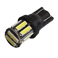 T10 Bil Elpærer 5W SMD LED 400lm LED Udvendige Lights