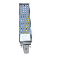 10W G23 G24 E26/E27 LED Bi-Pin lamput T 55 ledit SMD 2835 Koristeltu Lämmin valkoinen Kylmä valkoinen 1000-1100lm 3000/6000K AC 85-265 AC