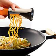 お買い得  キッチン用小物-キッチンツール プラスチック クリエイティブキッチンガジェット ピーラー&おろし金 野菜のための 1個