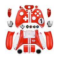 Ipega Manettes Kits d'accessoires Pièces de rechange Accessoires Pour Xbox One Manette de jeu Bluetooth