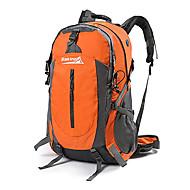 billige -40 L Ryggsekk Pakker Sykling Ryggsekk Reise Duffel Bag Ryggsekktrekk Klatring Camping & Fjellvandring Reise Vanntett Regn-sikker