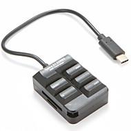 preiswerte USB Hubs & Switches-USB 3.1 Typ C USB 3.1 Typ C to USB 2.0 0.1m (0.3Ft)
