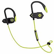携帯電話用langsdomのbhookのBluetooth 4.0イヤホン磁性金属Bluetoothヘッドセットステレオノイズキャンセルワイヤレスイヤホン