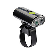 LED Flashlights/Torch Headlamps Bike Lights LED Cycling Rechargeable Small Size LED Light USB Lumens USB Cool White Cycling/Bike