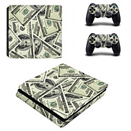 halpa PS4-tarvikkeet-B-SKIN PS4 slim Tarra - PS4 Slim Erikois #