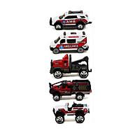 Vehicle speelsets Gegoten voertuigen Speelgoedauto's Racewagen Speeltjes Automatisch Metaallegering Metaal Klassiek & Tijdloos Chic &