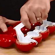 저렴한 -1개 미트볼 DIY 금형 For 고기에 대한 플라스틱 고품질 크리 에이 티브 주방 가젯
