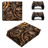 B-SKIN PS4 pro ステッカー のために PS4プロップ アイデアジュェリー #