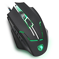 sades Q7 pelihiiri ergonominen hiiri muoto laserseuranta korkeimmalla tasolla 2400 dpi