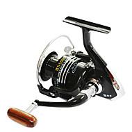 tanie Fishing & Hunting-Spinning Reel / Kołowrotki Kołowrotki spinningowe 5.5:1 13 Łożyska kulkowe Zwrócony w prawo / Leworęczna / wymiennySea Fishing / Casting