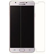 Недорогие Защитные пленки для Samsung-Защитная плёнка для экрана для Samsung Galaxy J7 Prime Закаленное стекло 1 ед. Защитная пленка для экрана HD / Уровень защиты 9H