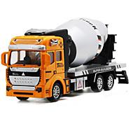 Gegoten voertuigen Speelgoedauto's Speeltjes Truck Constructievoertuig Graafmachine Speeltjes Vrachtwagen Graafmachine Speeltjes