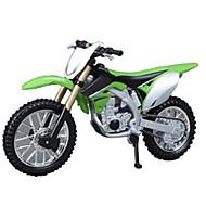 Játékautók Játékok Motorbicikli Versenyautó tettetés Kacsa Hintó Motorkerékpár Ló Fém ötvözet Ajándék Action & Toy figurák Akció Játékok