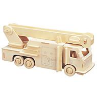 お買い得  おもちゃ & ホビーアクセサリー-3Dパズル / ジグソーパズル 消防車 DIY 1pcs 消防車 子供用 男女兼用 ギフト