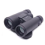 10X40mm 쌍안경 고해상도 하이 파워 밀리터리 스포팅 범위 소형 일반적인 운반용 케이스 탐조(들새 관찰) 밀리터리 일반적 사용 사냥 BAK4 멀티 코팅 104/1000 중심 초점 독립적 초점