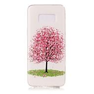 Для Сияние в темноте IMD С узором Кейс для Задняя крышка Кейс для дерево Мягкий TPU для Samsung S8 S8 Plus S7 edge S7 S6 edge S6 S5