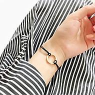 Women's Chain Bracelet - Fashion Geometric Black Brown Bracelet For Party Special Occasion Birthday