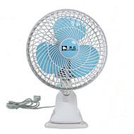 Yy fsj-207 ventilator 220v fsj-207 ventilator electric 7 inci agitându-și capul ventilator fan folder fan cadou fan clip