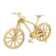 cheap Toys & Hobbies-3D Puzzles Toys Bicycle Wood Unisex Pieces